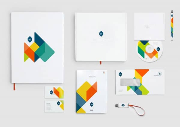 graphic design corporate identity design
