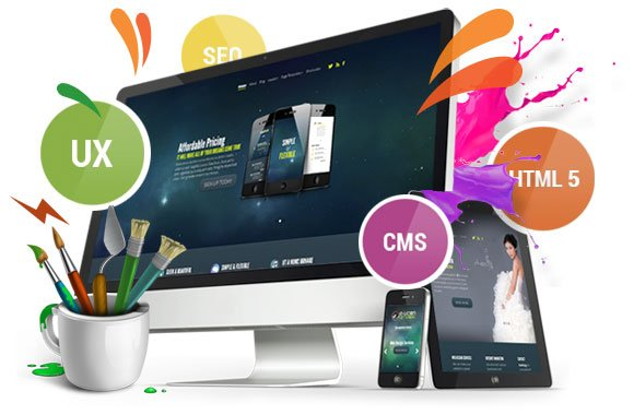 atlanta small business website design packages