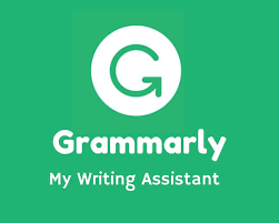 Top graphic Design software includes Grammarly