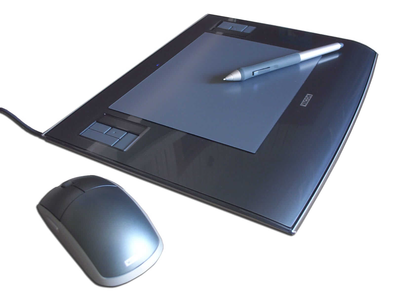 Graphic design must have tools - wacom tablet